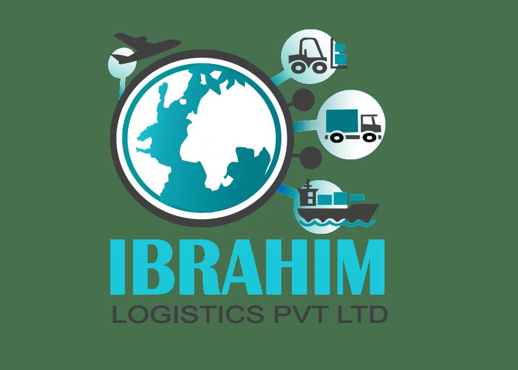 Ibrahim Logistics Best Freight Forwarding company in Pakistan Logo